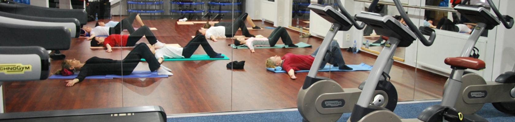 Rozšírenie fitnes centra o aerobik zónu