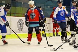 Hockey school for amateurs of Marian Gaborik - info