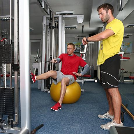 Fitness Mariána Gáboríka - osobný tréner