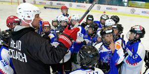 Hokejová škola Mariána Gáboríka - Tréningový proces